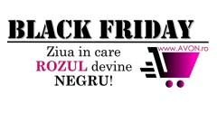 Black Friday 2014 la Avon