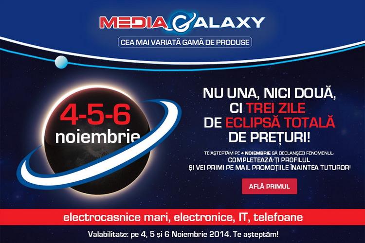 Eclipsa totala de preturi la Media Galaxy