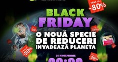 Banner Elefant.ro Black Friday