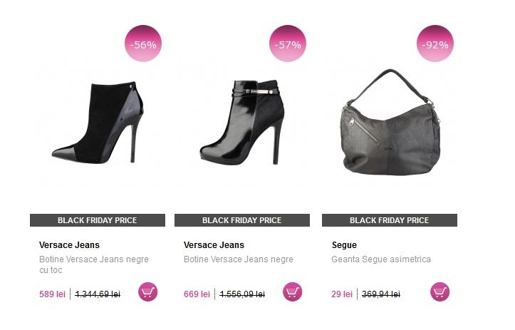 Promotii Black Friday FashionUP