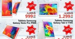 Samsung Crazy Days la eMAG Tablete