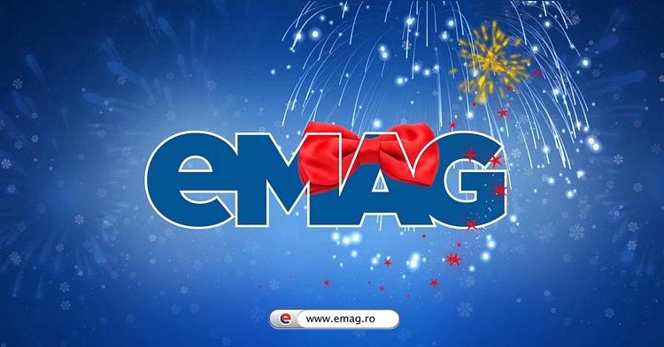Aniversare eMAG 13 ani