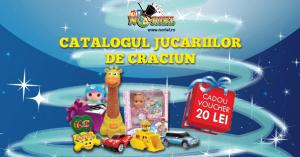 Catalog jucarii Craciun Noriel 2014