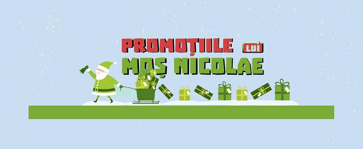Promotiile lui Mos Nicolae la evoMAG