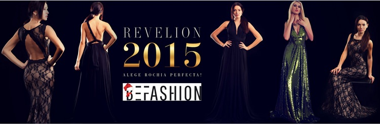 Rochii Revelion BeFashion