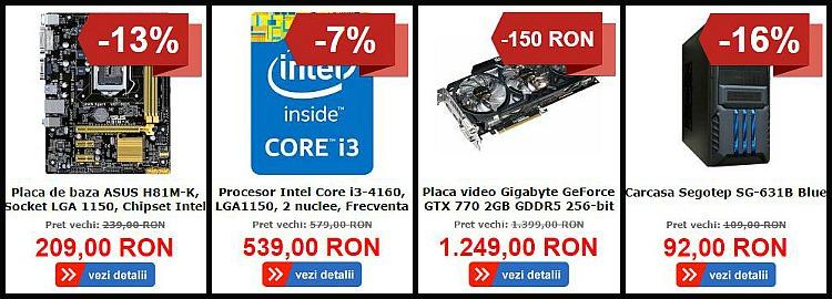 Componente PC MarketOnline
