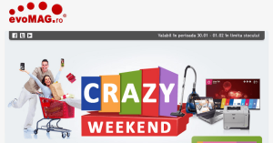 Crazy weekend evoMAG