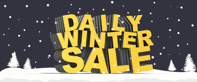 Daily Winter Sale Originals