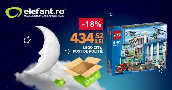LEGO Noptile Albe ale shopping-ului la Elefant