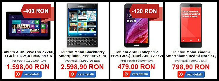 Telefoane tablete MarketOnline