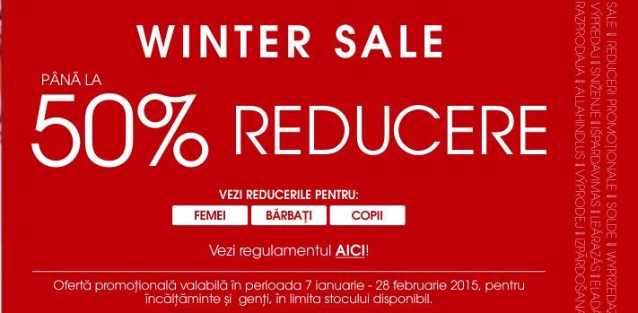 Winter Sale 2015 la ECCO-shoes