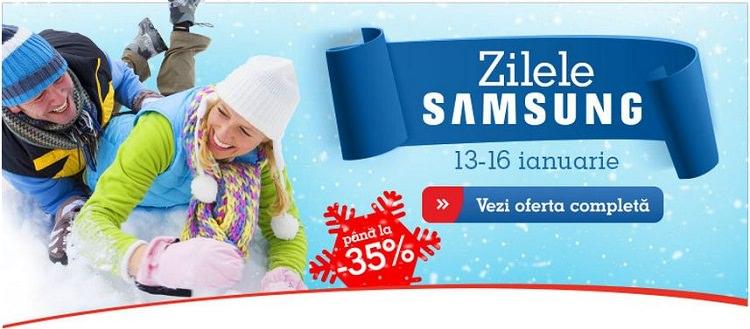 Zilele Samsung la eMAG