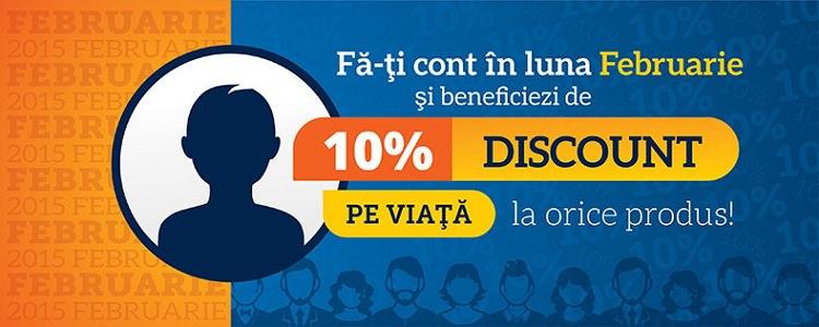 10% discount pe viata de la InterLink