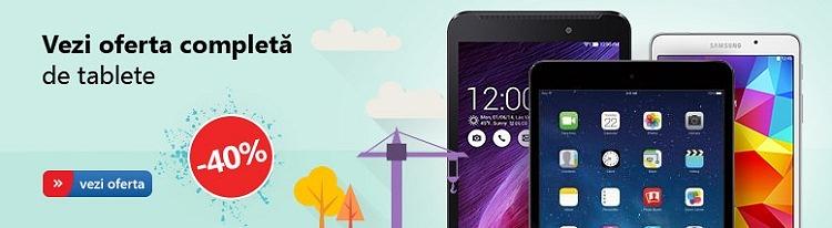 Tablete Mobile Crazy Days eMAG