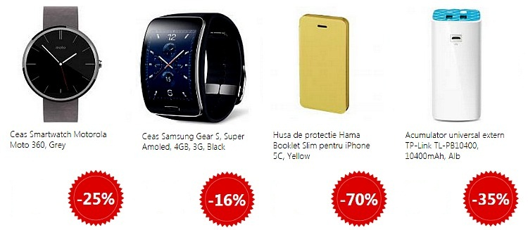 Smartwatches accesorii Mobile Mania eMAG