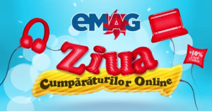 eMAG Ziua Cumparaturilor Online