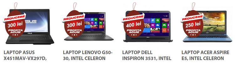 Flanco laptopuri Discount Days