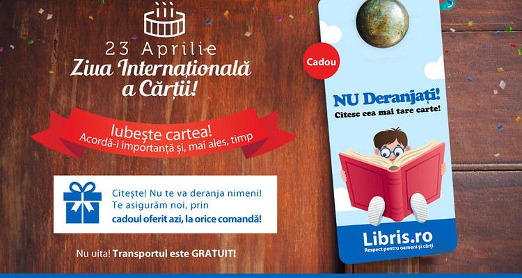 Libris Ziua Internationala a Cartii