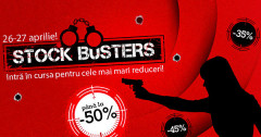 Spring Stock Busters
