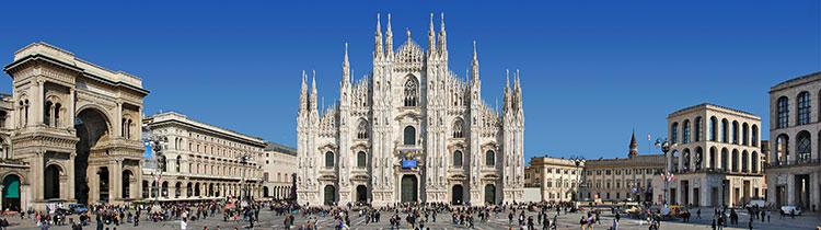 Marele premiu excursie Milano