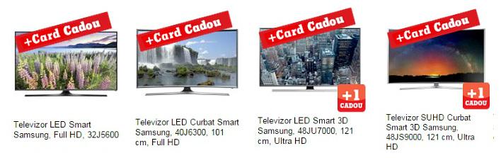 Televizoare Samsung gama 2015