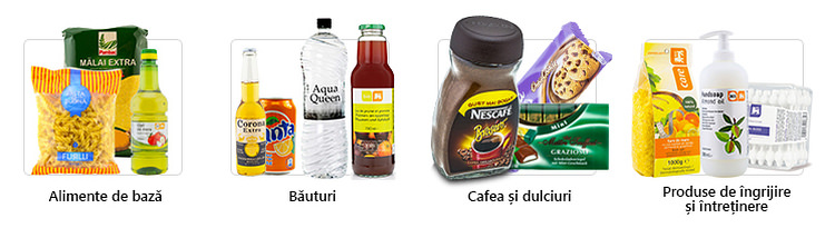 Produse supermarket eMAG