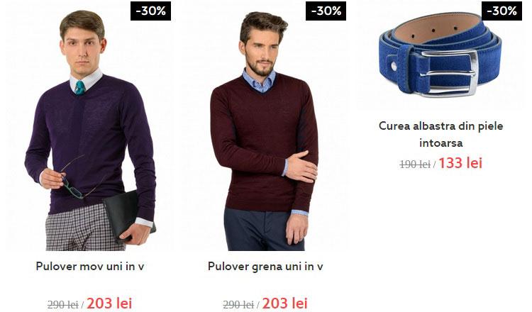 Promotie pulovere accesorii Bigotti