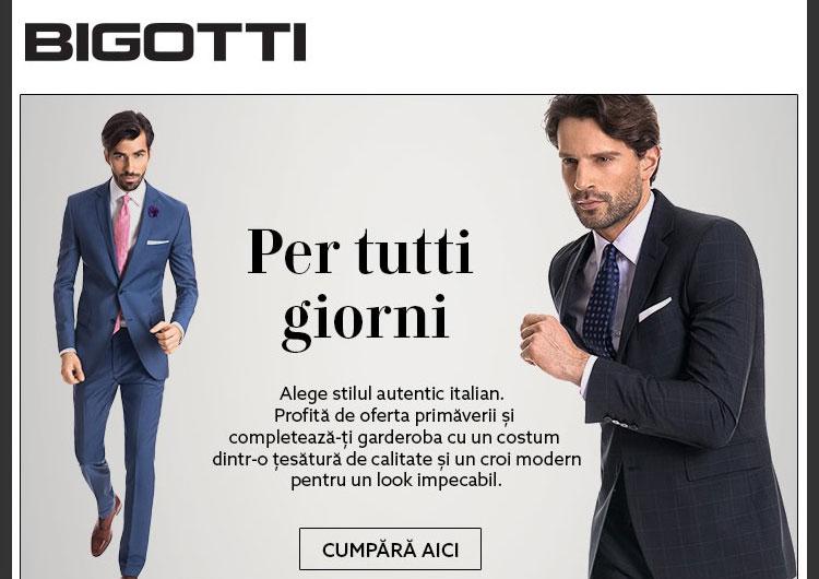 Reducerile sezonului Bigotti