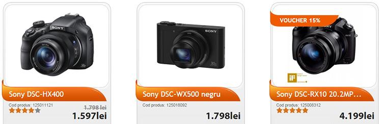 Aparate foto Sony F64