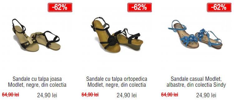 Sandale dama outlet Modlet