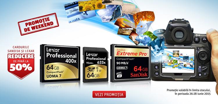 Reduceri carduri memorie YellowStore