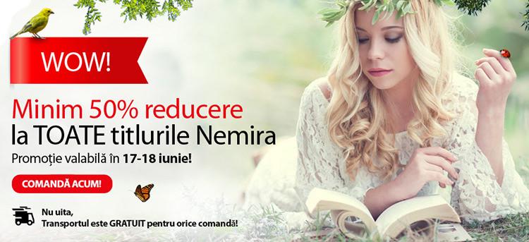 Reduceri Libris carti Nemira