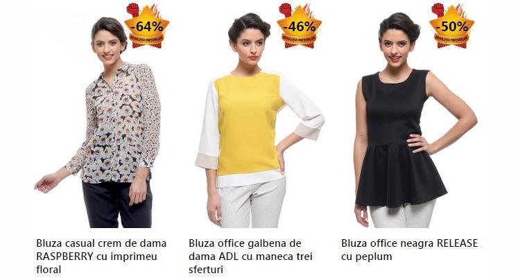 Revolutia Preturilor Fashion eMAG bluze dama