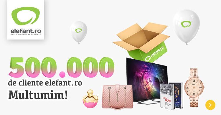 500.000 cliente Elefant