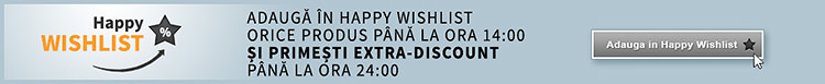 Adauga in Happy Wishlist