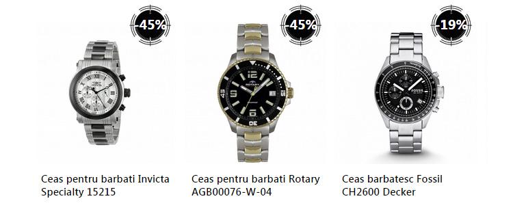 Ceasuri barbatesti oferta eMAG