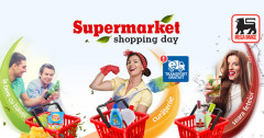 eMAG Supermarket shopping day