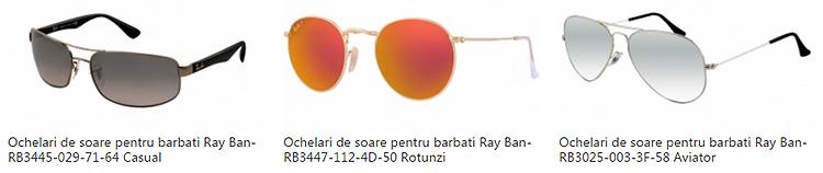 Ochelari soare Ray-Ban eMAG