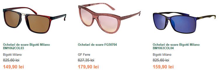 Oferte ochelari de soare Elefant Fashion Week