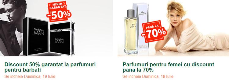 Oferte parfumuri Elefant Fashion Week
