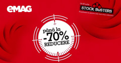 Reduceri eMAG Summer Stock Busters