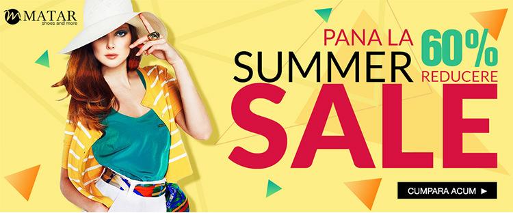Summer Sale la Matar