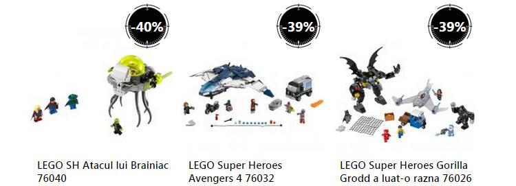 Seturi Lego Stock Busters eMAG