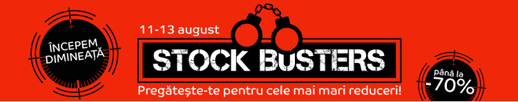 Stock Busters eMAG august 2015