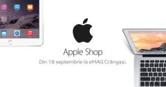 Apple Shop eMAG 18 septembrie