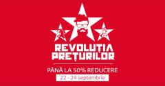 eMAG Revolutia Preturilor septembrie 2015