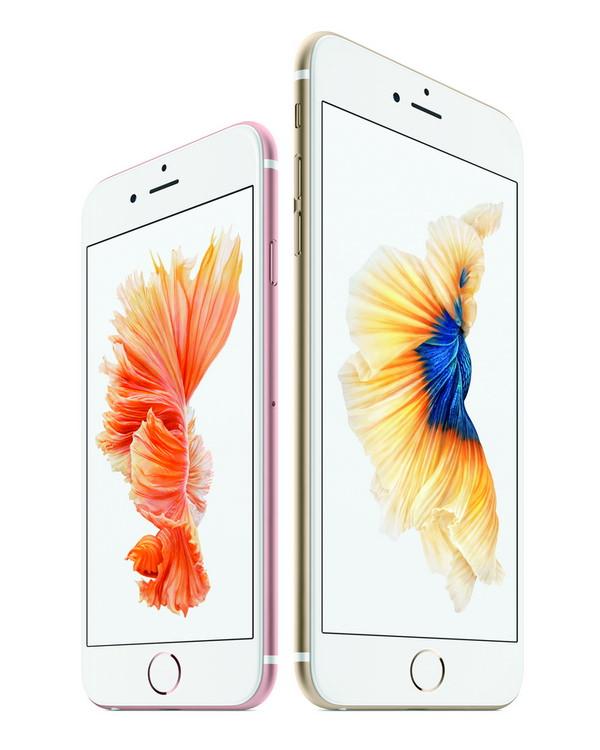iPhone 6s si 6s Plus