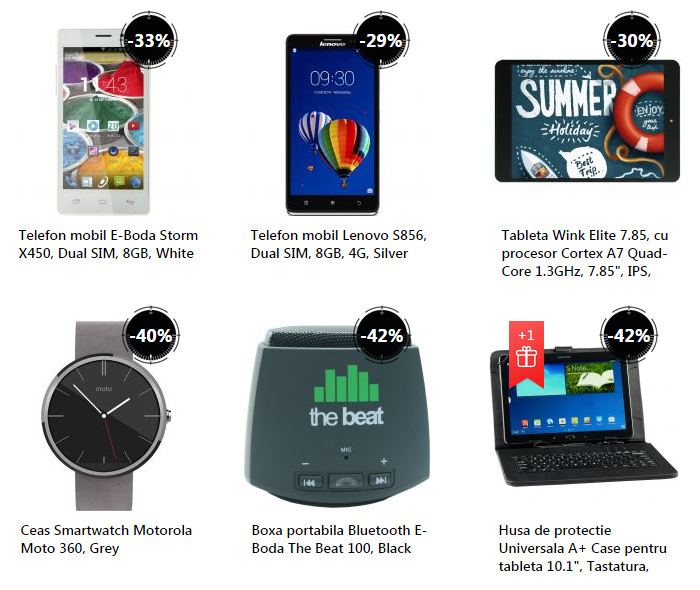 Mobile Stock Busters toamna