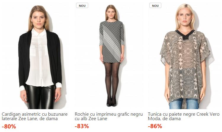 Oferta imbracaminte dama Fashion Days la eMAG
