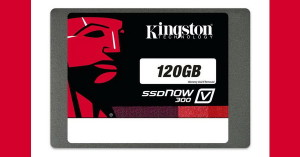 SSD Kingston V300 120GB